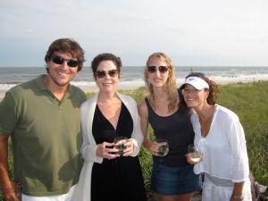Bobby, me, Alexandra and Karen