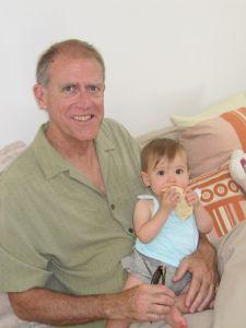 Grandpa and Vivienne