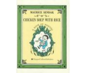 Chicken Soup With Rice, by Maurice Sendak