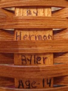 Thanks, Herman!