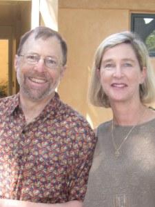 Kirk and Pamela
