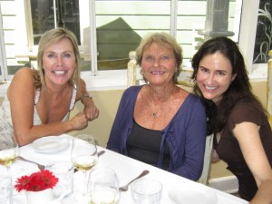 The ladies who lunch