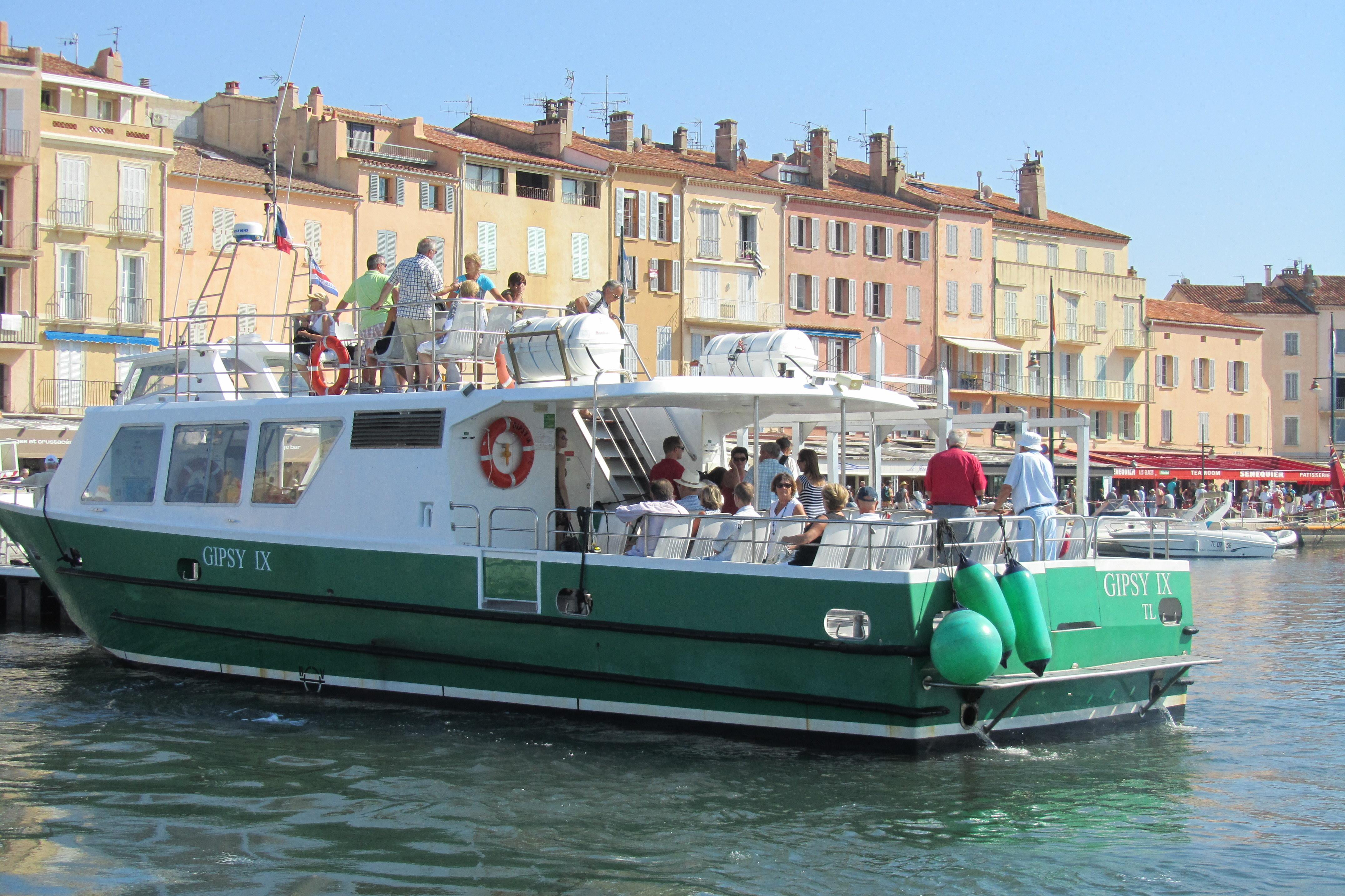 Afbeeldingsresultaat voor St tropez ferry
