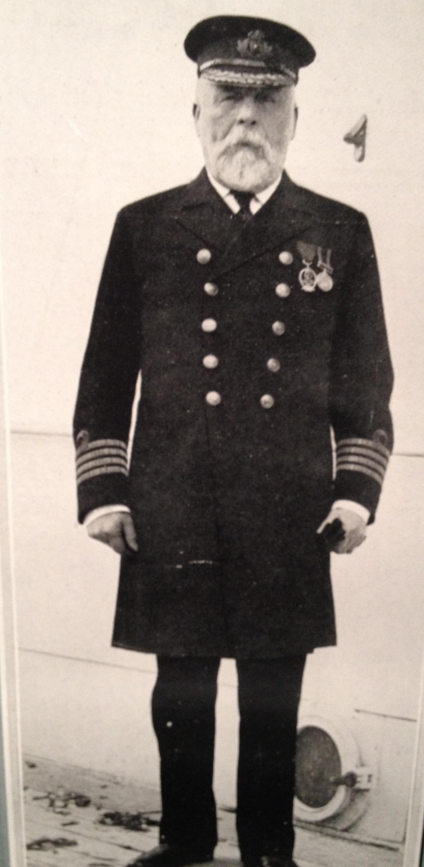 Edward John Smith | Titanic Wiki | FANDOM powered by Wikia