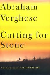 Author Verghese is a physician who just happens to write remarkable novels on the side.