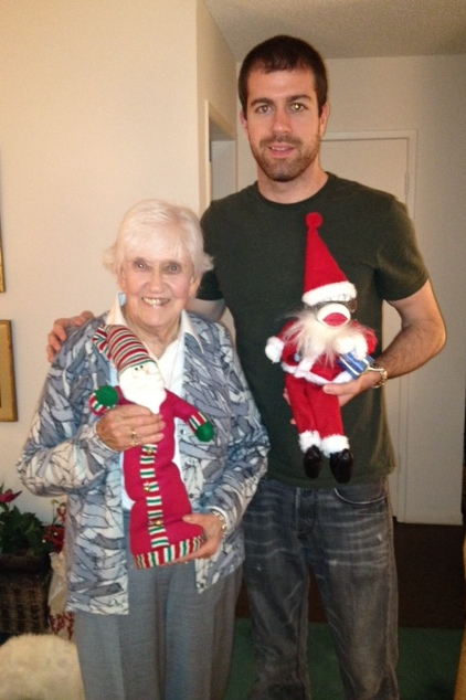 Some of Granny's favorite gifts from Taylor
