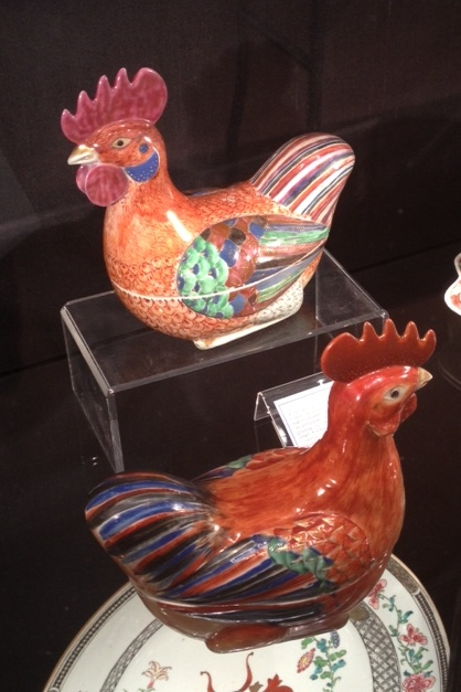More chickens from China