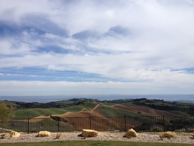 On top of the world: the view from Daou