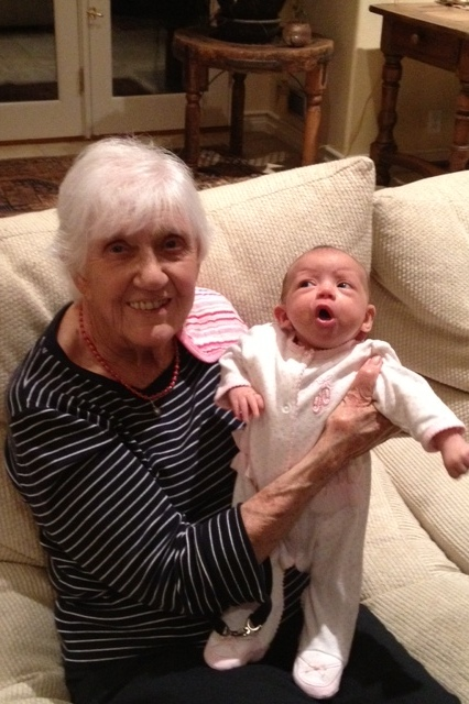 Proud Great-Granny!