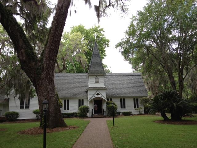 Christ Church on St. Simons Island