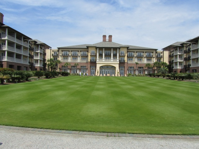 The Great Lawn at The Sanctuary
