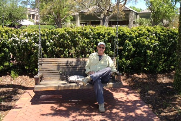 We stopped in tiny Beaufort, S.C. for lunch and a visit to the lovely waterfront there.