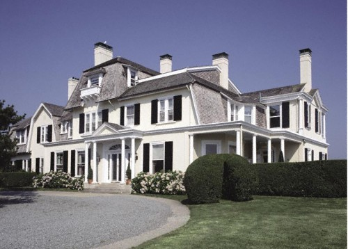 "Edith Wharton's ""cottage"", Lands End, as it appears now. (image from washingtonlife.com)"