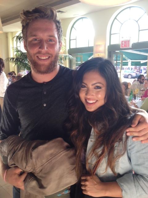 Ethan and Lauren