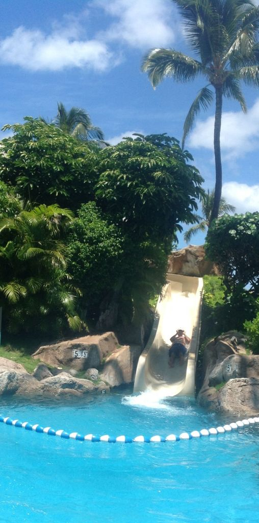 Twenty-plus years of riding the water slide for the CE. (photo credit: Angie)