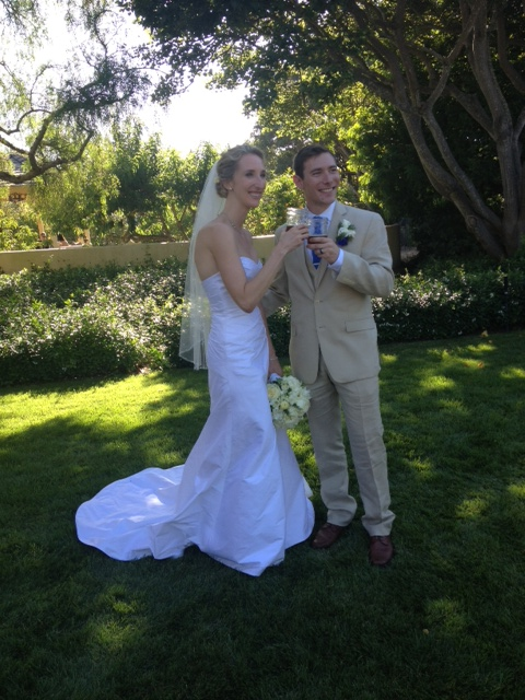 Mr. and Mrs. Andrew Hamill