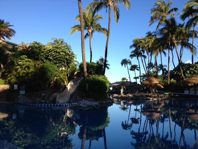 The Westin Maui pool