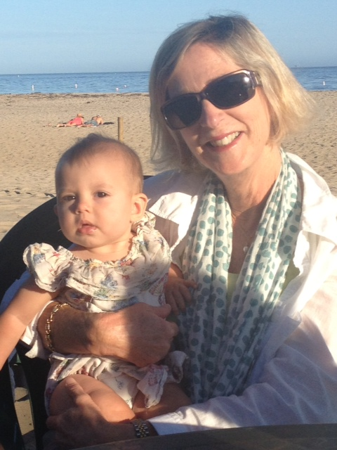 Pamela joined us at Shoreline to get acquainted with Caleigh