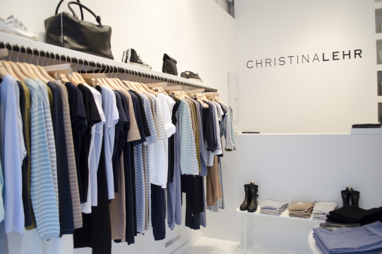 Christina Lehr's Tribeca store in NYC