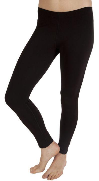Fleece-lined leggings from Plush Apparel. $79.