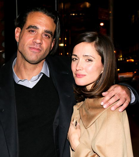 Bobby Cannavale and Rose Byrne (image from acesshowbiz.com)