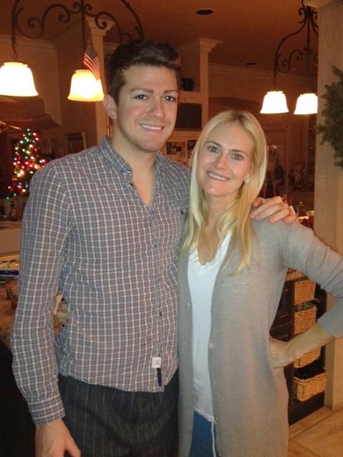 Daniel and Tina