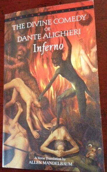 A very serviceable paperback translation of The Inferno, with good notes, which is essential.