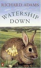 "Fun read: ""Watership Down"" by Richard Adams (image from biblio.com)"