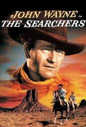 "John Wayne and Natalie Wood starred in ""The Searchers"" (image from imdb.com)"