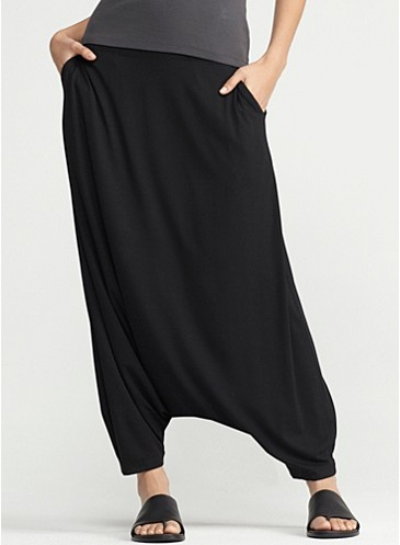 I love Eileen Fisher, but these are not an investment piece (image from eileenfisher.com)