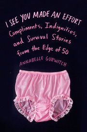 Actress Annabelle Gurwitch's new book (image from nyt.com)