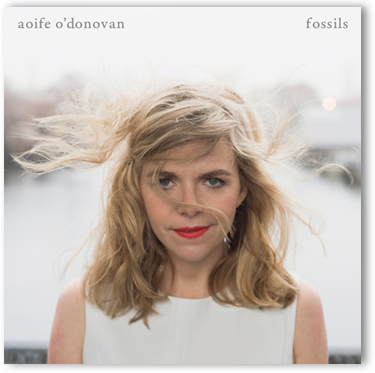 "The cover of her album ""Fossils"" (image from aoifeo'donovan.com)"