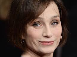 """Actress Kristin Scott Thomas feels """"invisible"""". (image from philly.com)"""