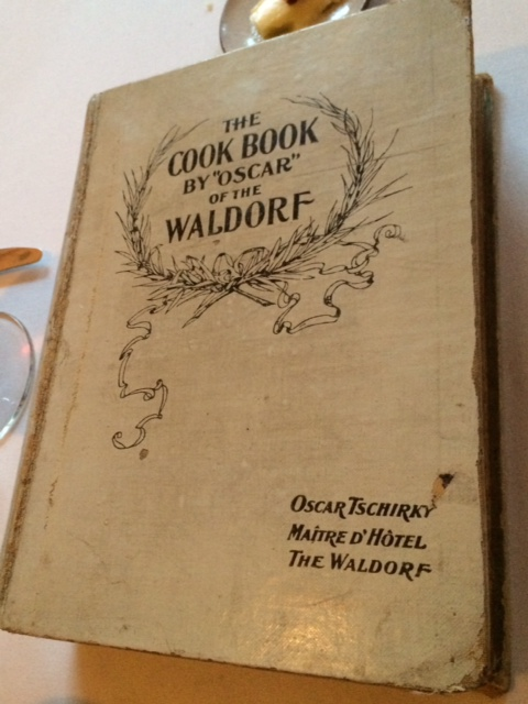 The Waldorf cookbook