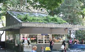 In the CE's dreams: the Shake Shack at Madison Square Park