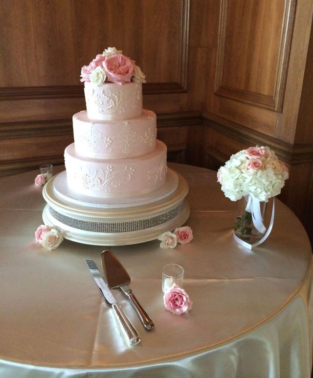 The lovely cake