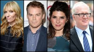 The esteemed cast of The Realistic Joneses. We had Row C tickets - the closest I will ever be to Michael C. Hall! (image from arthurkade.com)