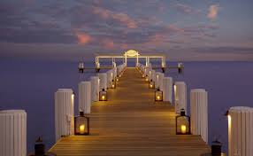 The pier at Cheeca Lodge (image from ciaobambino.com)