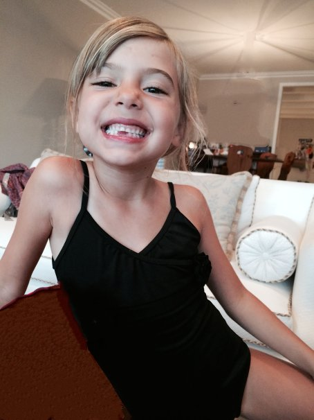 Viv discussed her recent visits from the Tooth Fairy.