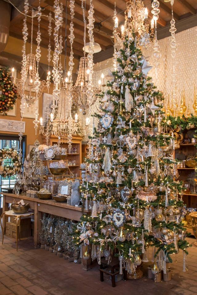 Christmas shopping is splendiferous at Roger's. (image from rogersgardens.com)