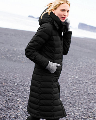 This is the Garnet Hill puffer I purchased.