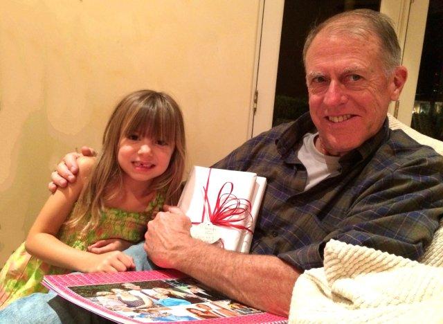 Viv and Grandpa