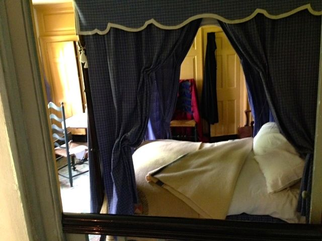 gw sleeping quarters valley forge