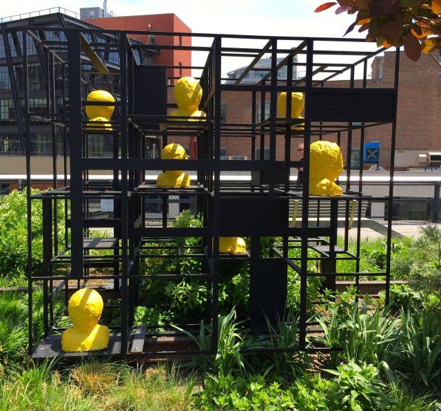 Get a head start: garden and art at the High Line