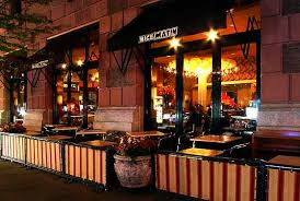 At Nice Matin, you can also dine outside. (image from boomerang-dining.com)