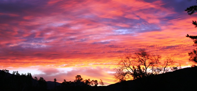 Ojai-Sunset