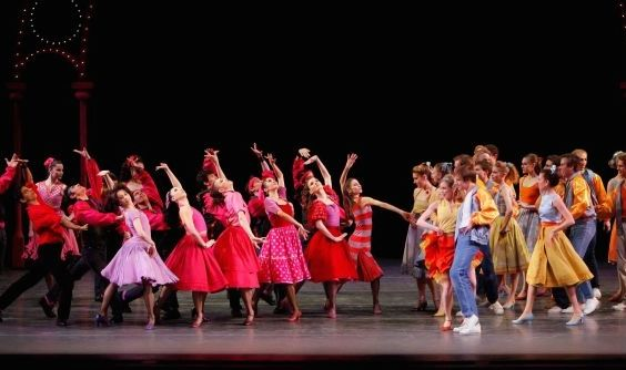 New York City Ballet's West Side Story Suite (timesunion image)
