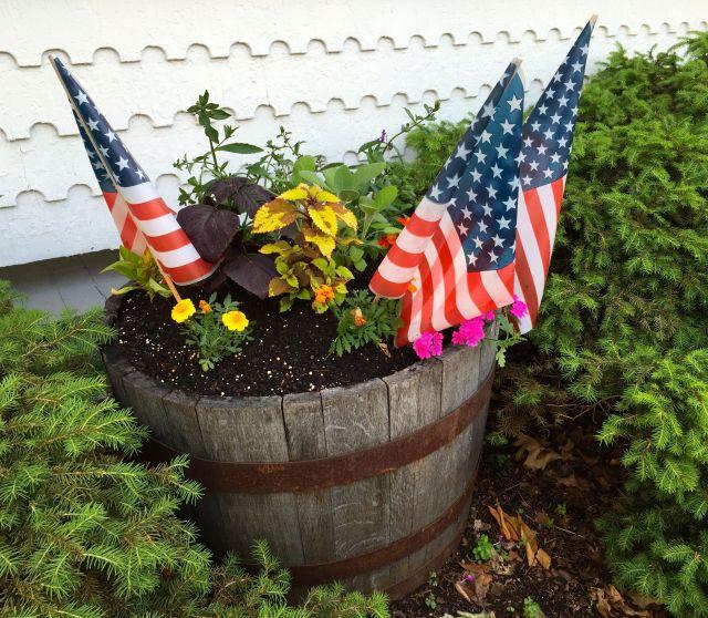 flags gettysburg