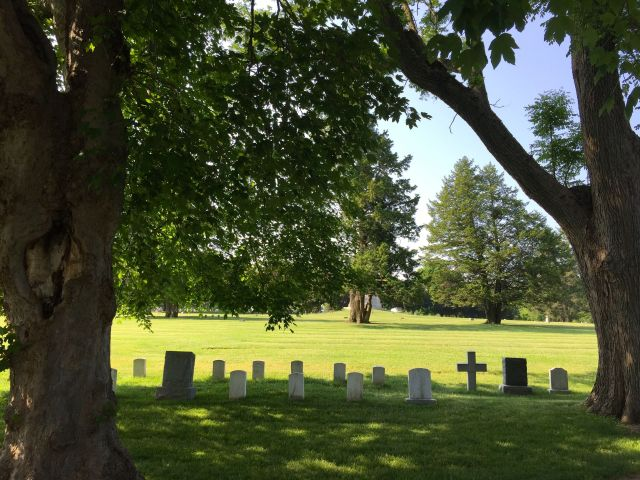 Gettysburg National Cemetery (polloplayer photo)