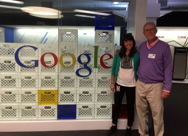 We had an amazing time with Teri at Google NYC!